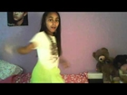 sydney dancing to zendaya 2nd offical dance video (retake)