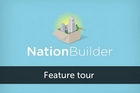 NationBuilder feature tour