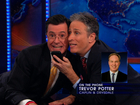 Daily Show: Colbert Super PAC - Not Coordinating with Stephen Colbert