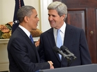 Obama: Kerry 'perfect choice' for secretary of state