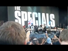 The Specials - Concrete Jungle in Hyde Park - 12th August 2012 with Damon Albarn watching
