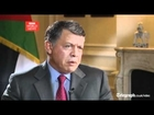 King Abdullah of Jordan: 'If I were in Bashar al Assad's shoes, I would step down'