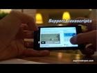 Nokia N9: Web Browser