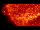 Two Huge Sun Eruptions Captured by NASA Cameras