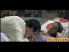 hot cute actress saree navel show and actor enjoy her in bed from hindi movie love in khajura