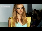 Rodarte Runway Show - New York Fashion Week Spring 2012 NYFW | FashionTV - FTV
