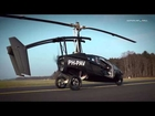 PAL-V Flying Car - Maiden Flight