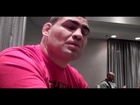 UFC champ Cain Velasquez gives injury update & talks fighting Jon Jones