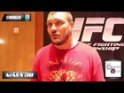 UFC 155: Nelson, Mitrione & Barry Talk dos Santos vs Velasquez II, Injuries & New Years