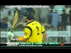 George Bailey 57*(88) vs Pakistan 1st ODI 2012 SHARJAH HD