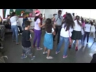 Mission Alida Kemp supports childrenday in Tela Honduras (part 3 of 4).