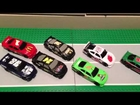 NASCAR BASHERS funny review Toys Diecast