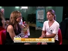 Jillian Michaels - New Body Shred Class - Interview
