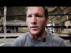 Gray Maynard UFC 118 Pre-Fight Interview About Fighting Kenny Florian