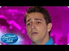 Lazaro Arbos Auditions - AMERICAN IDOL SEASON 12