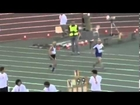 Two 90 Year Olds Run The 100-Meter