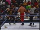 Eddie Guerrero & Chyna vs. Chris Benoit
