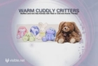 Warm Cuddly Critters - Herbal Aromatherapy Stuffed Animals
