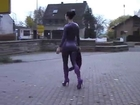 Latex Catsuits & Corsets as LiFeSTYLE Fashion in public