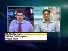 CNBC-TV18 Udayan Mukherjee, DB Realty, MD, Shahid Balwa