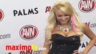 BRIANA BLAIR at 2011 AVN AWARDS Red Carpet Arrivals