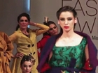 Models heat up catwalk at Pakistan Fashion Week