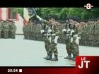 Dissolution du groupement inter-arme (Bourg-Saint-Maurice)