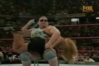 Blue Meanie 'Spanks' Ryan Shamrock - Raw - 3/22/99