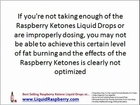 Raspberry Ketones Dosage