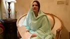 Extremely Angry NA-119's Candidate Ayesha Ahad speaks